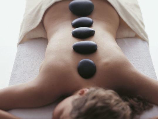 Suadis centro benessere Verona - Hot Stone Massage