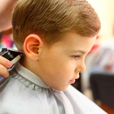 Taglio capelli bambini - Suadis Verona