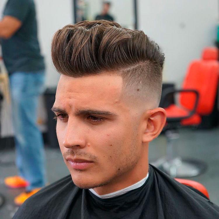 Taglio capelli uomo - Suadis Verona