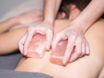 Suadis centro benessere Verona - salt massage